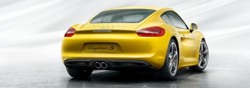 CarRevsDaily - Porsche CAYMAN Buyers Buide Photos 57