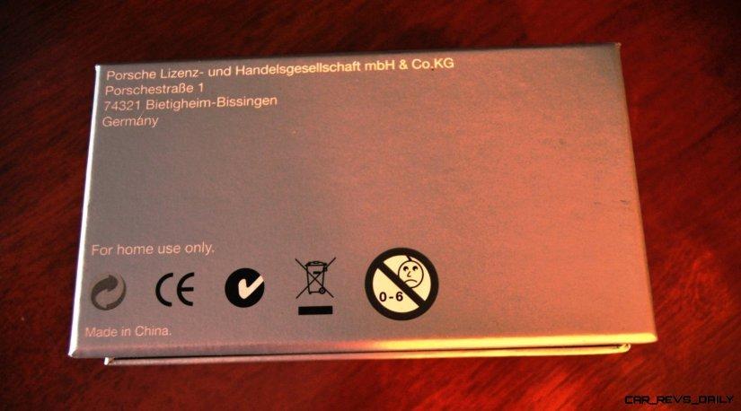CarRevsDaily - Porsche Design Computer Mouse - Gadget Review 6