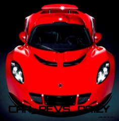CarRevsDaily - Supercar Showcase - Hennessey VENOM GT 53