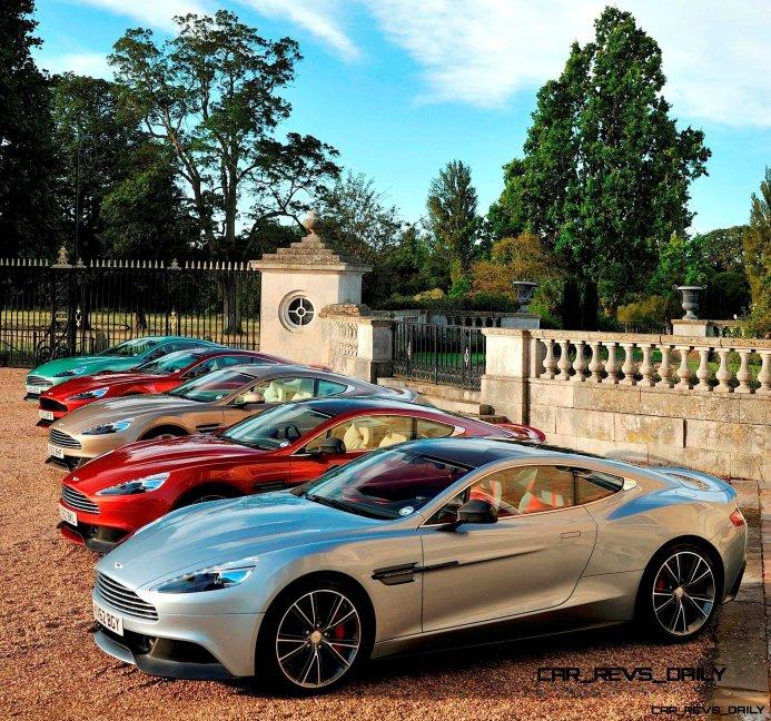 CarRevsDaily Supercars 2014 Aston Martin Vanquish 3