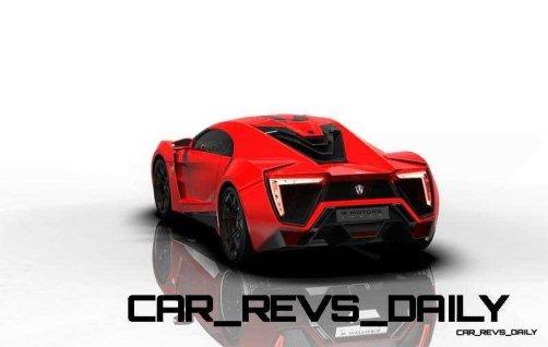 CarRevsDaily Supercars - 2014 W Motors Lykan Hypersport Colors 107