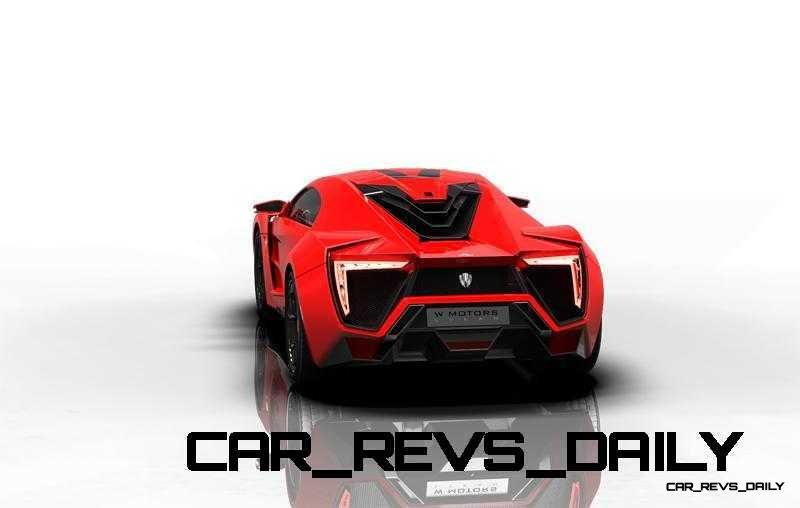 CarRevsDaily Supercars - 2014 W Motors Lykan Hypersport Colors 108