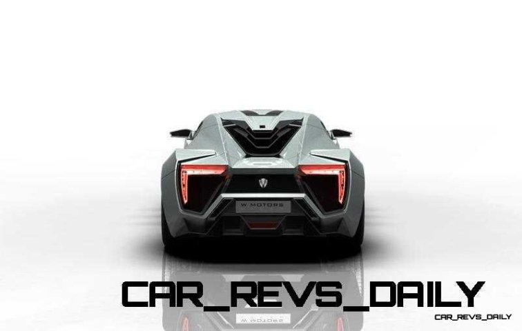 CarRevsDaily Supercars - 2014 W Motors Lykan Hypersport Colors 109