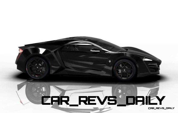 CarRevsDaily Supercars - 2014 W Motors Lykan Hypersport Colors 11
