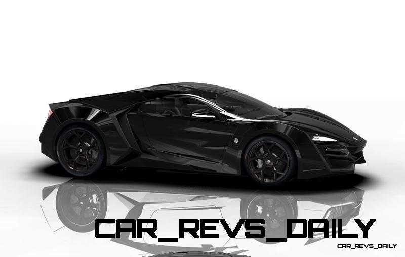 CarRevsDaily Supercars - 2014 W Motors Lykan Hypersport Colors 12