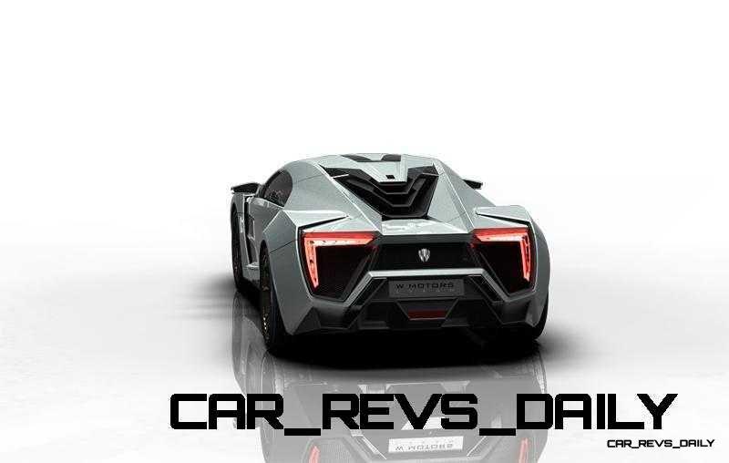 CarRevsDaily Supercars - 2014 W Motors Lykan Hypersport Colors 144