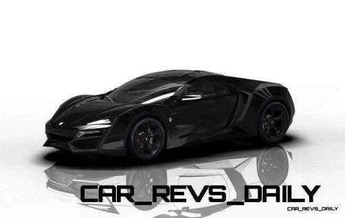 CarRevsDaily Supercars - 2014 W Motors Lykan Hypersport Colors 24