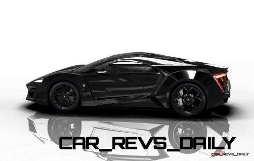 CarRevsDaily Supercars - 2014 W Motors Lykan Hypersport Colors 29