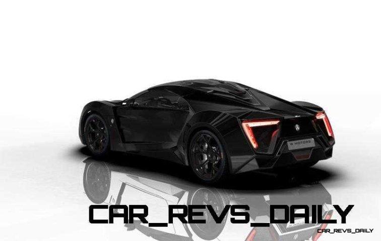CarRevsDaily Supercars - 2014 W Motors Lykan Hypersport Colors 33