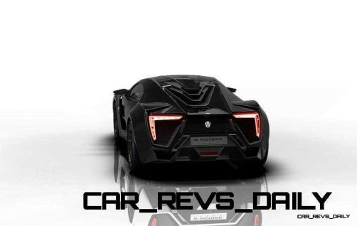 CarRevsDaily Supercars - 2014 W Motors Lykan Hypersport Colors 36