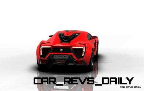 CarRevsDaily Supercars - 2014 W Motors Lykan Hypersport Colors 74