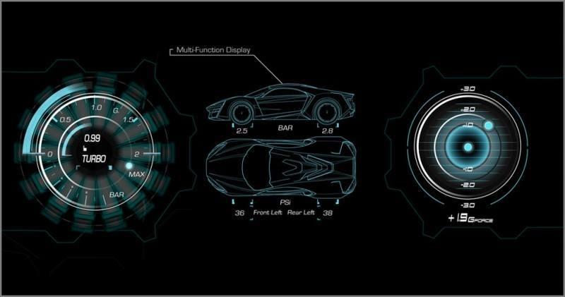 CarRevsDaily Supercars - Best of 2013 - W Motors Lykan HyperSport 16