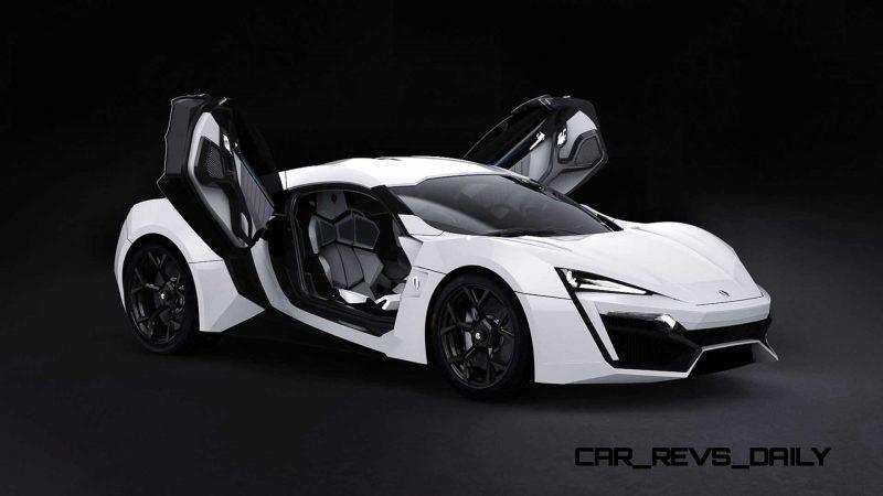 CarRevsDaily Supercars - Best of 2013 - W Motors Lykan HyperSport 17