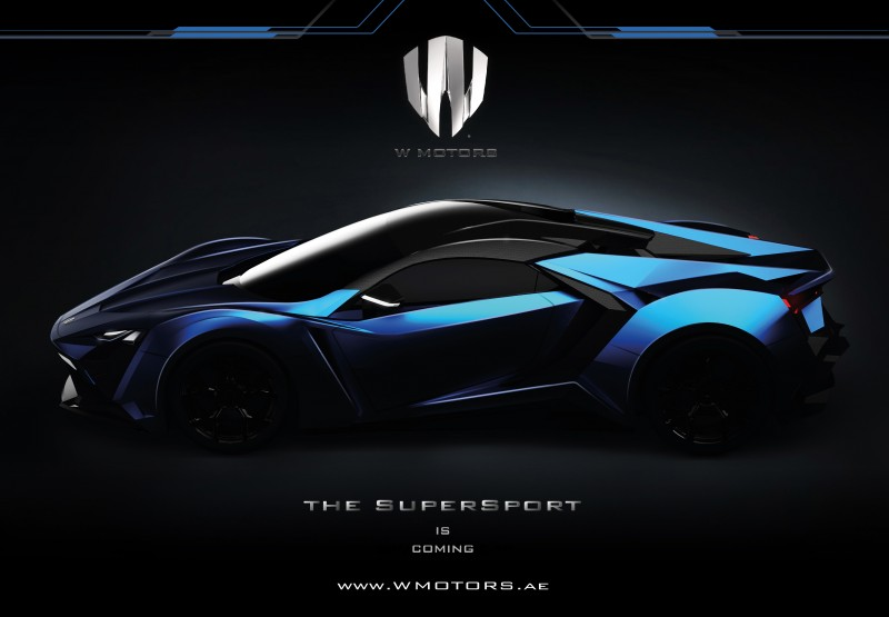 W Motors - SuperSport - Limited Edition