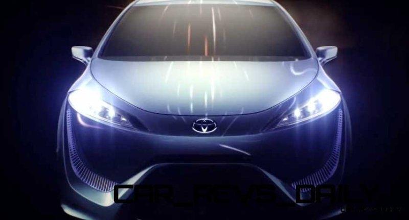 CarRevsDaily - Toyota FCV-R Concept 7