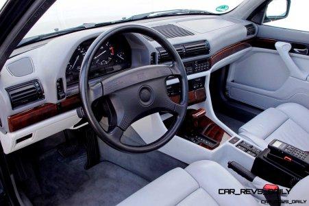 Celebrating the Evolution of the V12 BMW 7-series 30