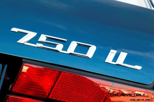 Celebrating the Evolution of the V12 BMW 7-series 32