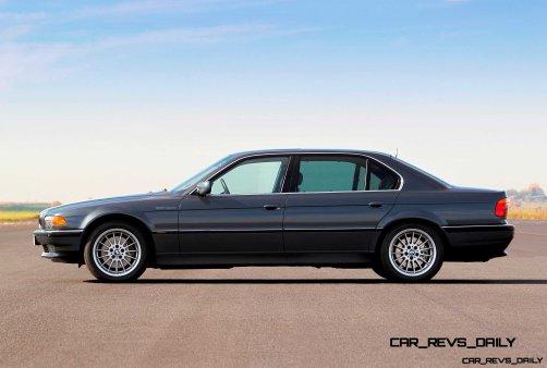 Celebrating the Evolution of the V12 BMW 7-series 38