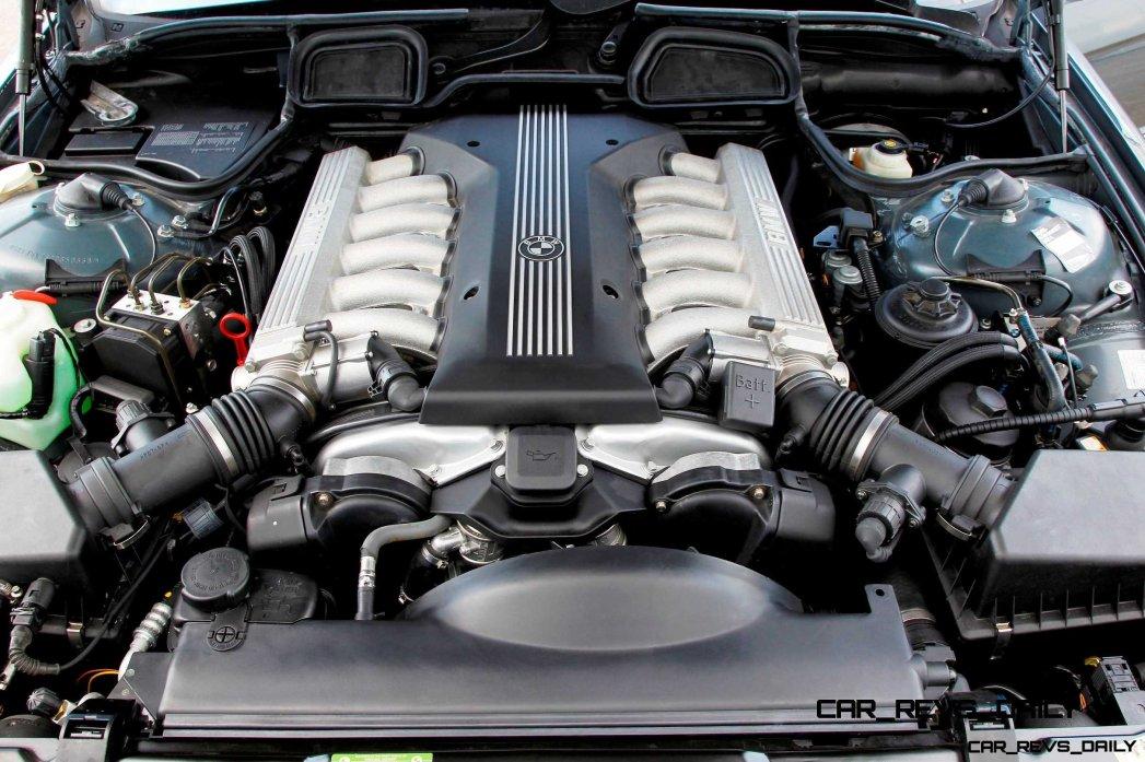 Celebrating the Evolution of the V12 BMW 7-series 42