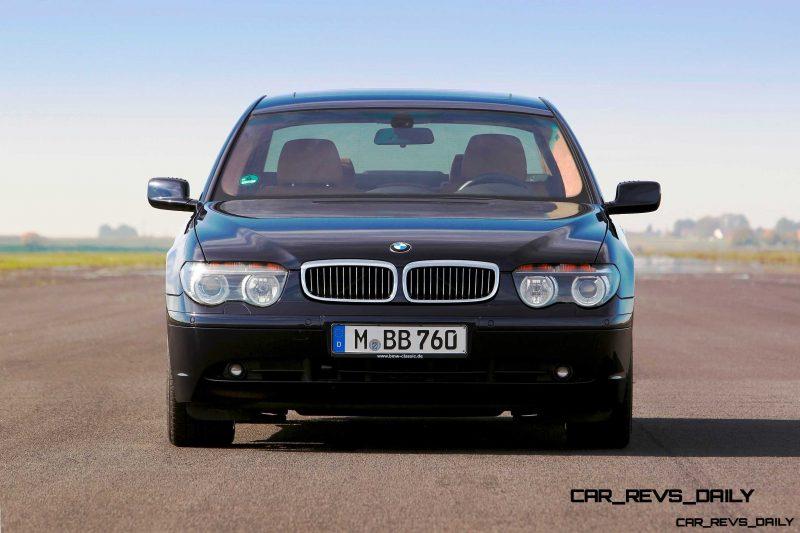 Celebrating the Evolution of the V12 BMW 7-series 48