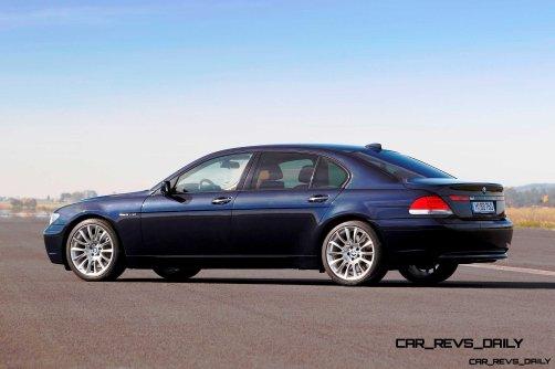 Celebrating the Evolution of the V12 BMW 7-series 51