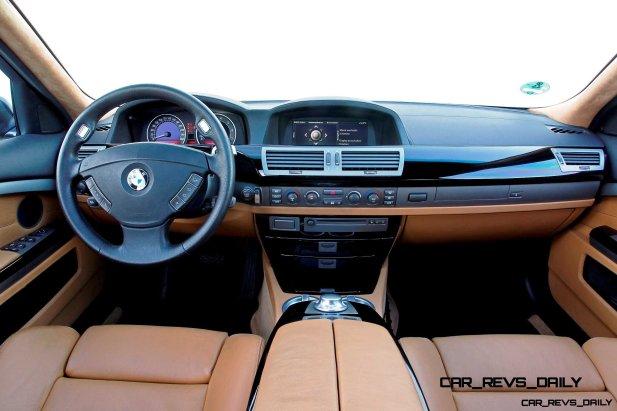Celebrating the Evolution of the V12 BMW 7-series 52