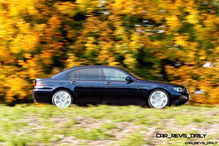 Celebrating the Evolution of the V12 BMW 7-series 58