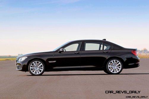 Celebrating the Evolution of the V12 BMW 7-series 61