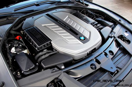 Celebrating the Evolution of the V12 BMW 7-series 65
