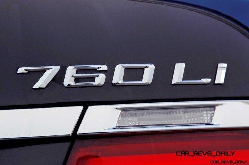 Celebrating the Evolution of the V12 BMW 7-series 67
