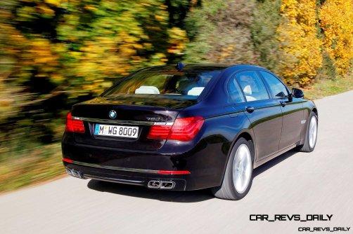 Celebrating the Evolution of the V12 BMW 7-series 69