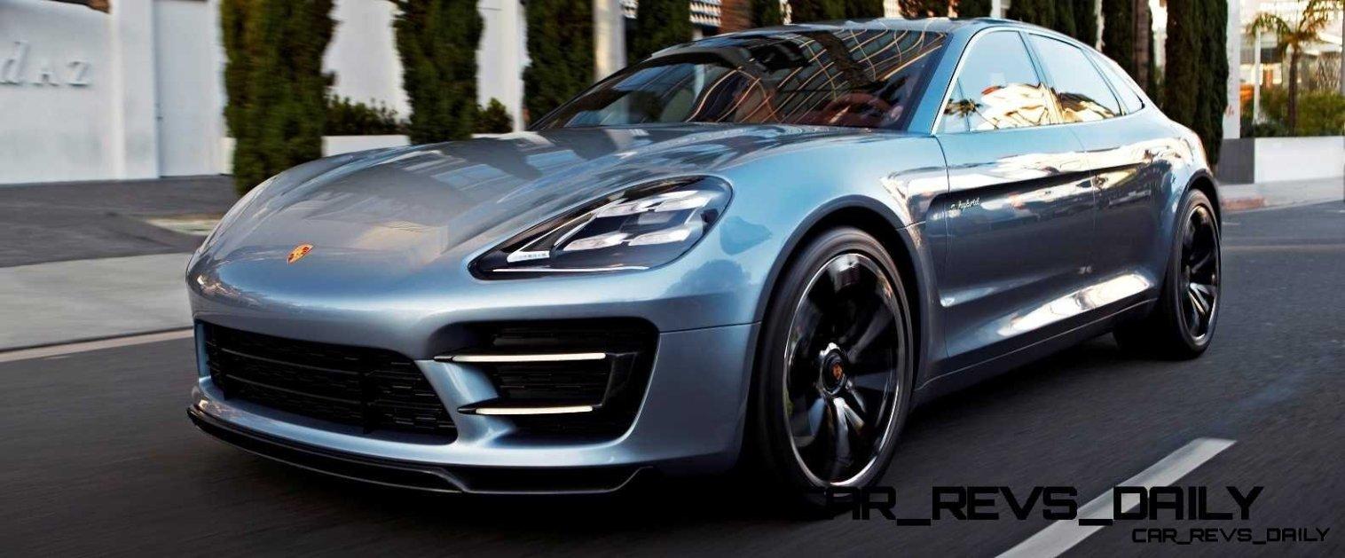 Concept Debrief - Porsche Panamera Sport Turismo 24