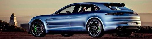 Concept Debrief - Porsche Panamera Sport Turismo 8
