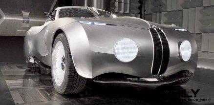 Concept Flashback - 2006 BMW Mille Miglia 9