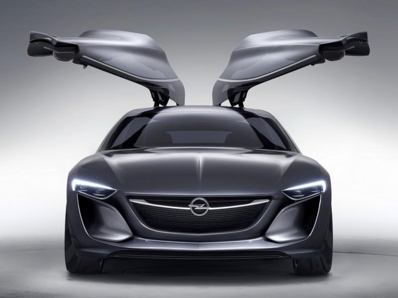 EuroChevy Runs out of Gas - Opel Monza Concept3