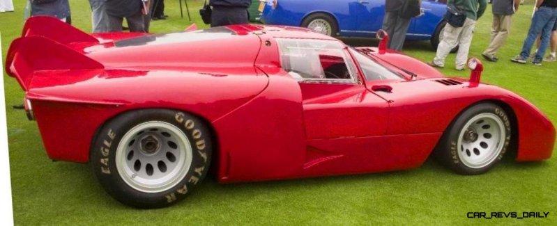 Hero Racecars - 1970 Alfa-Romeo Tipo 33-4 TASMAN 3