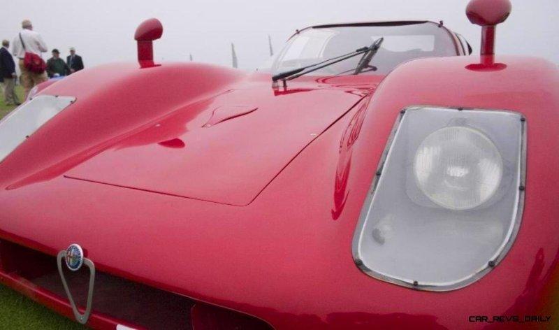 Hero Racecars - 1970 Alfa-Romeo Tipo 33-4 TASMAN 8