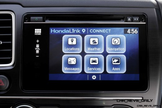 HondaLink Connect