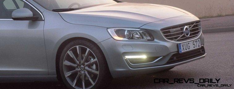 Hot New Wagons 2014 Volvo V60 1