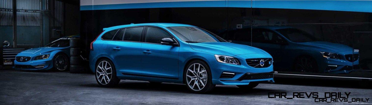 Hot New Wagons 2014 Volvo V60 15