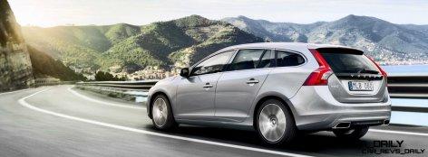 Hot New Wagons 2014 Volvo V60 16