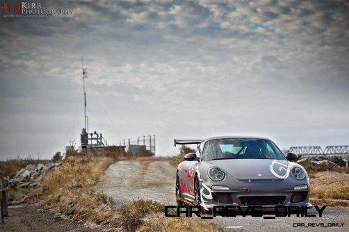 ItzKirb Captures the Wild Graphics of this Porsche 911 GT3 RS 3