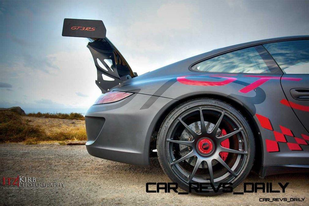 ItzKirb Captures the Wild Graphics of this Porsche 911 GT3 RS 9