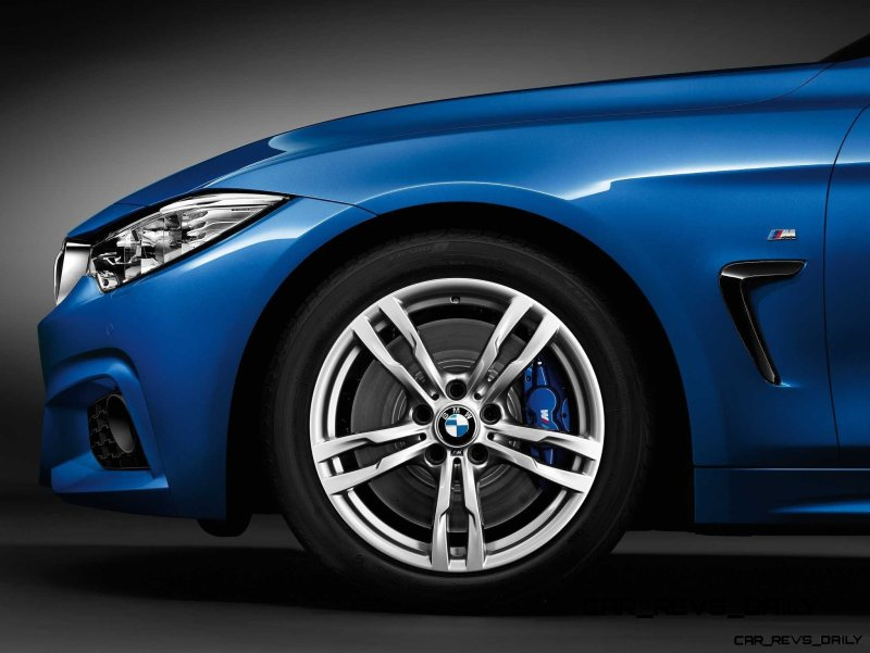 Latest BMW 435i Track Photos Show Beautiful Proportions 55