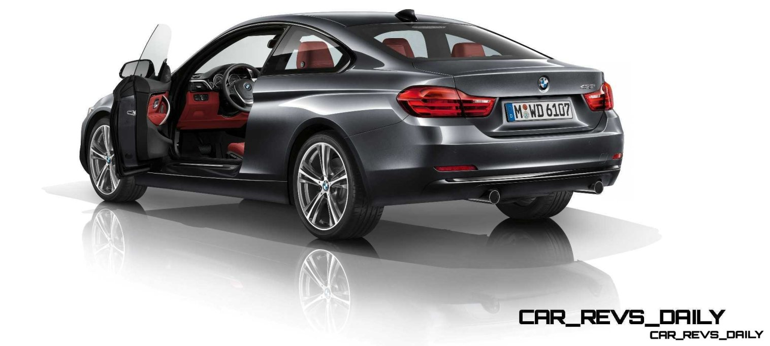 Latest BMW 435i Track Photos Show Beautiful Proportions 67