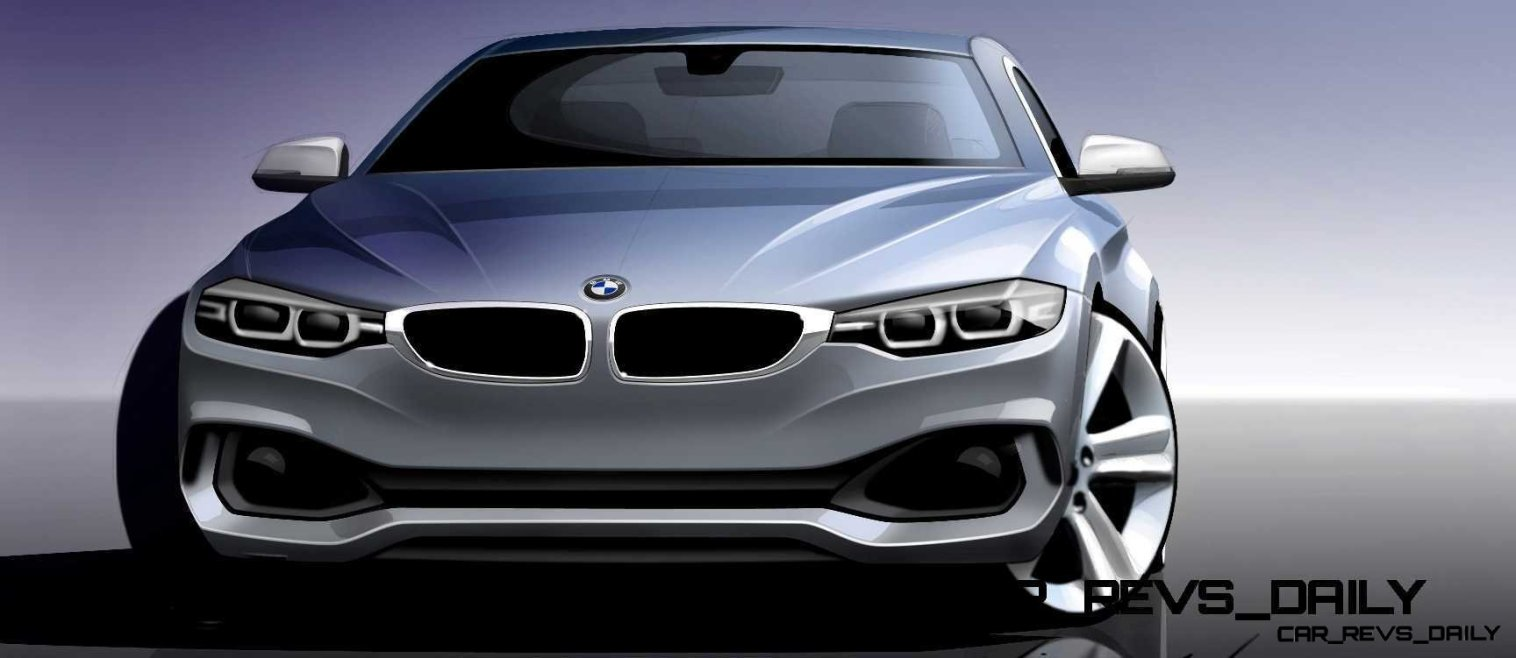 Latest BMW 435i Track Photos Show Beautiful Proportions 88