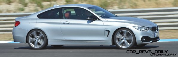Latest BMW 435i Track Photos Show Beautiful Proportions 9
