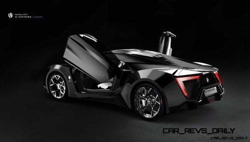 Lykan HyperSport 2013_Black Edition OpenDoor2