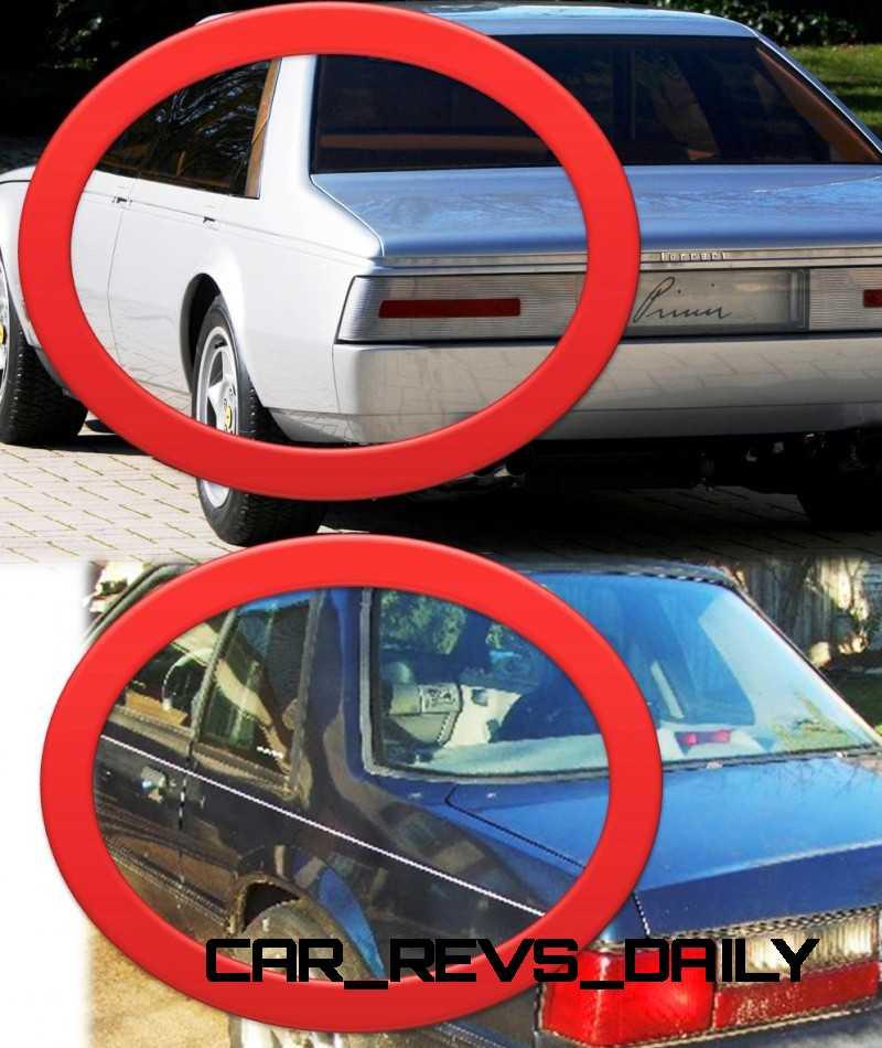 Most Copied 4-Door Never Made - 1980 Ferrari Pinin Concept 49