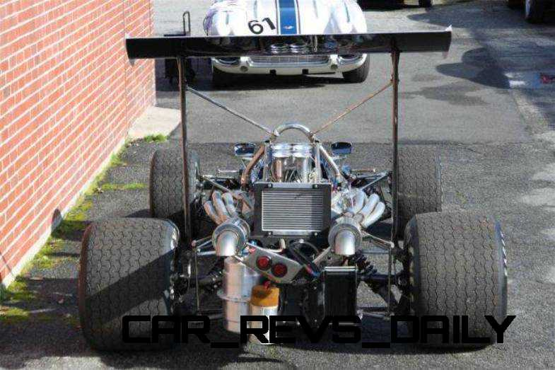Own This Authentic 1969 McLaren M10-A Racing Hero38
